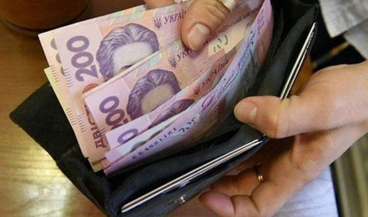 В Украине непрерывно растет средняя заработная плата