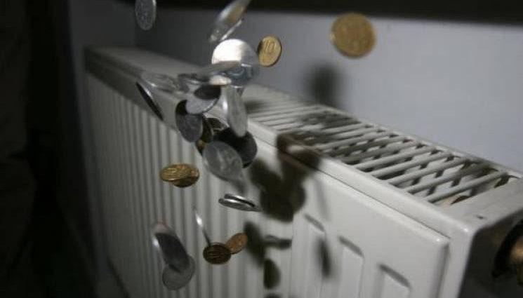 Жителям украинской столицы резко повысили тарифы на тепло и воду