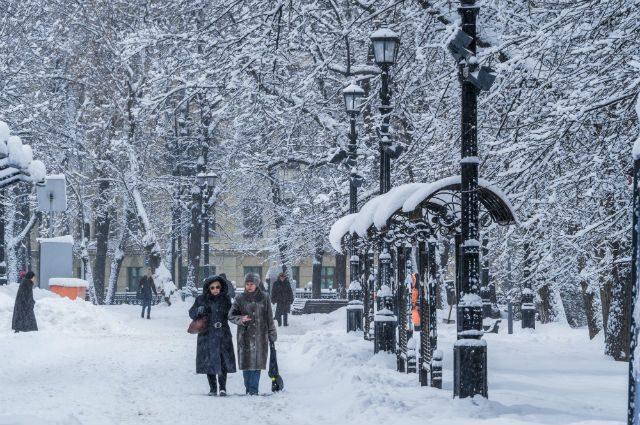 Сильные морозы и снег: что ждет украинский уже на этой неделе