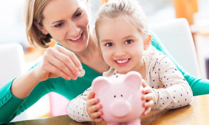Украинцы смогут получить налоговую льготу на детей: что нужно знать