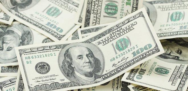 Доллар в Украине продолжает постепенно падать в цене