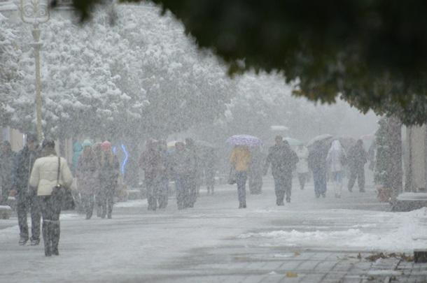 В Украине грядет резкое похолодание: синоптики предупредили об ухудшении погоды