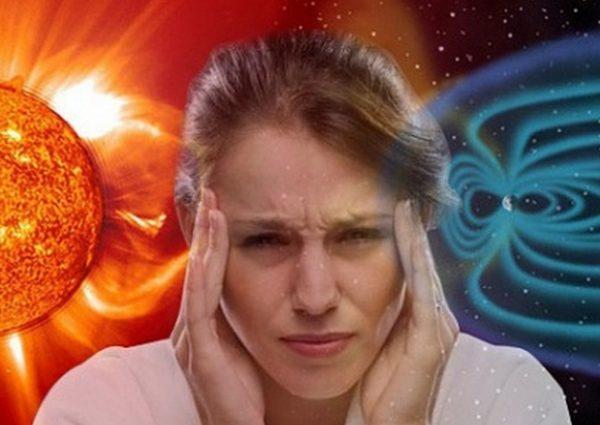 «Сильные головные боли и обострение серьезных болезней»: Украинцев предупредили о мощных магнитных бурях в феврале