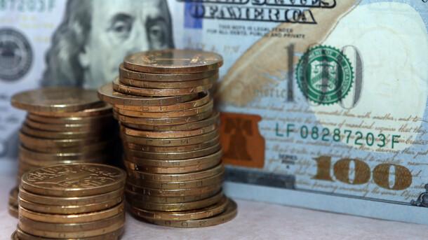 Доллар стал ниже своей психологической отметки