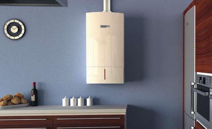 Украинцам могут запретить устанавливать газовые котлы в жилищах