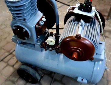 Какую работу может выполнять воздушный компрессор?